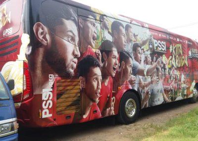 Branding Bus Djarum PSSI Kita Garuda 02
