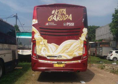 Branding Bus Djarum PSSI Kita Garuda 04