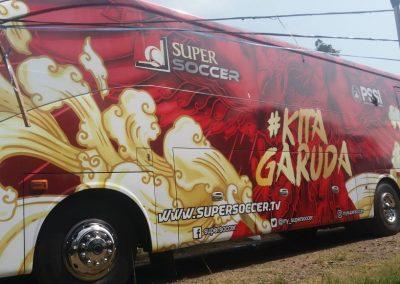 Branding Bus Djarum PSSI Kita Garuda 06