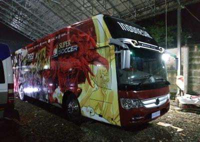 Branding Bus Djarum PSSI Kita Garuda 08