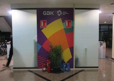 Office Branding - Wall Sticker - Asian Games 2018 07