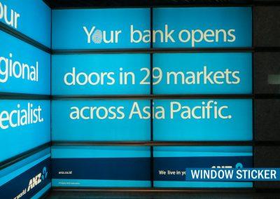 Office Branding Window Sticker 04